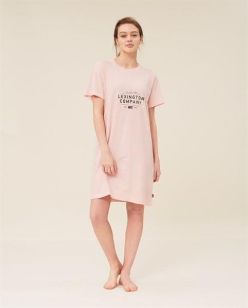 Lexington Women's Organic Cotton Nightgown, Pink