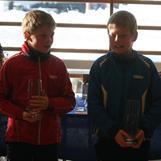 1. og 3. plass på Karsten og Ole Jacob