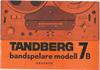 TB7 brukermanual, PDF, Svensk