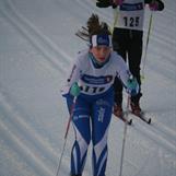 Anne på 1. etappe