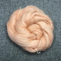 Silk Mohair Aprikos