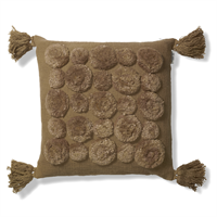 Classic Collection Trysil Cushion Cover, Tan