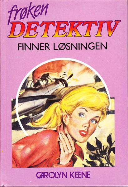Frøken Detektiv (#09) - finner løsningen