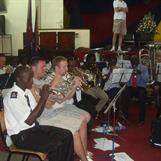 Massed Bands Nairobi Cental