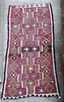 70029 Kurdisk kelim 274 x 135