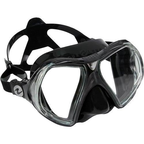 Maske Infinity sort Silicon