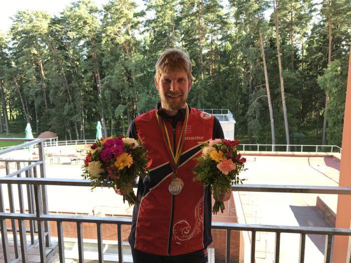 Sølv og bronse til Geir i Pre-o VM