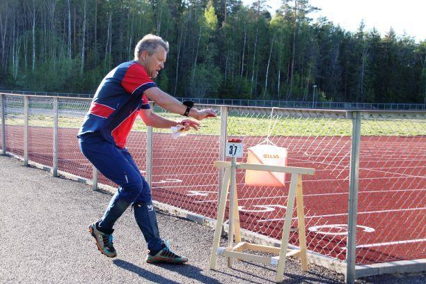 sprintløp Kalnes mai 19