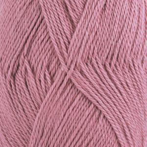 Baby Alpaca Silk Lys gammelrosa