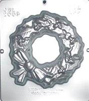 Plastform Julekrans