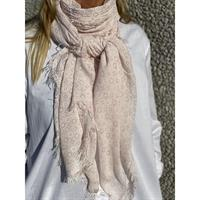 Three M Scarves, Rose