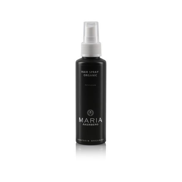 Hair Spray Organic 125 ml - 50% kort datum