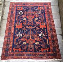 99 Afshar vase 178 x 141