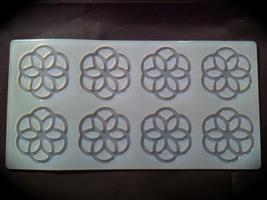 Silikonform sjokolade (QM021)