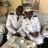 Breakfast - Kabete Corps Officers
