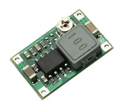 Mini DC Adjustable Power Supply Buck Module