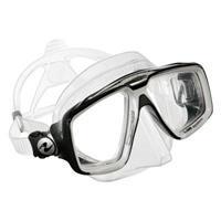 Maske LOOK HD, Hvit Arctic