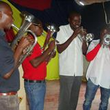 New instruments for Makutano Band
