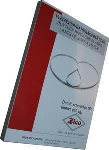 Bandsågblad 2040x15 mm, 3 st/krt.