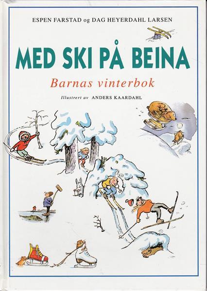 Med ski på beina - Barnas vinterbok