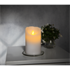Batteriljus led candle glim wax 12.5cm Star Tradin