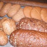 Blandade Brödsorter