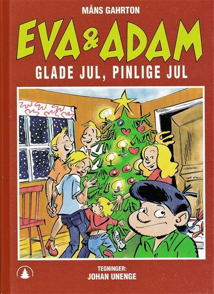 Eva & Adam - Glade jul, pinlige jul