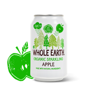 Whole Earth Omena limu 330 ml LUOMU