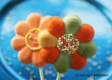 Cakepops Sililkomart Daisy