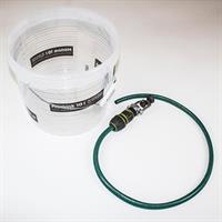 AquaFox set med mäthink + slang