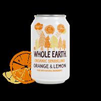 Whole Earth Appelsiini-Sitruuna limu 24 x 330 ml LUOMU