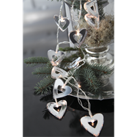 Batterislinga mirror heart x10 Star Trading