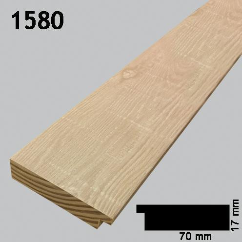 Greens ramme 1580