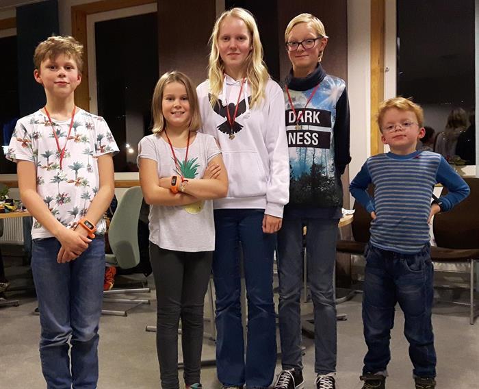 Sesongavslutning på Brumunddal ungdomsskole
