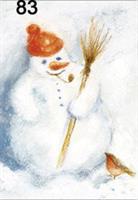 Lumiukko-kortti