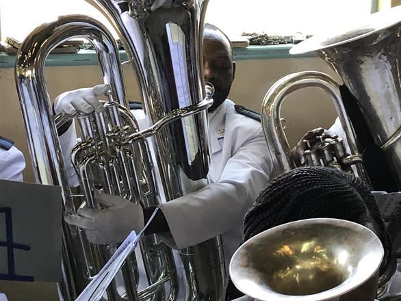 """A new BIG """"monster"""" Bb Tuba"""