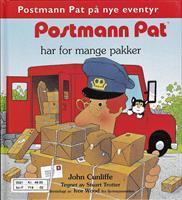 Postmann Pat har for mange pakker