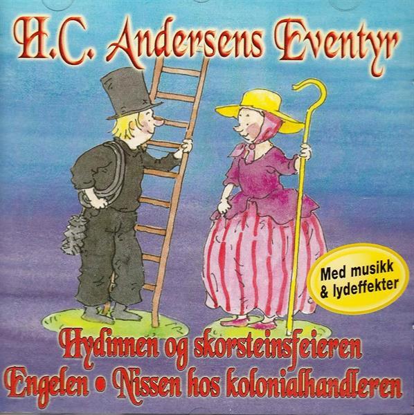 H. C. Andersens eventyr (LYDBOK)