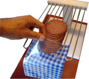 """Förpacknings-""""grill"""""""