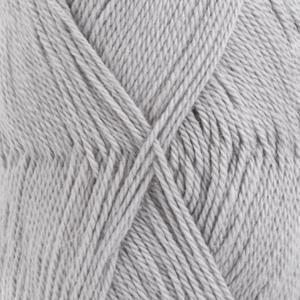 Baby Alpaca Silk Lys grå