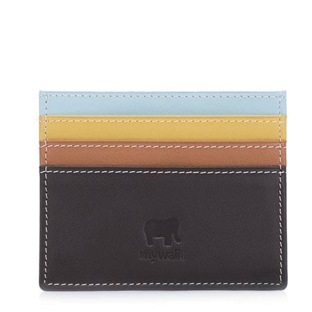 Kreditkortsfodral liggande nr.110 Mocha Mywalit