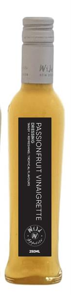 Passionfruit Vinaigrette 250ml