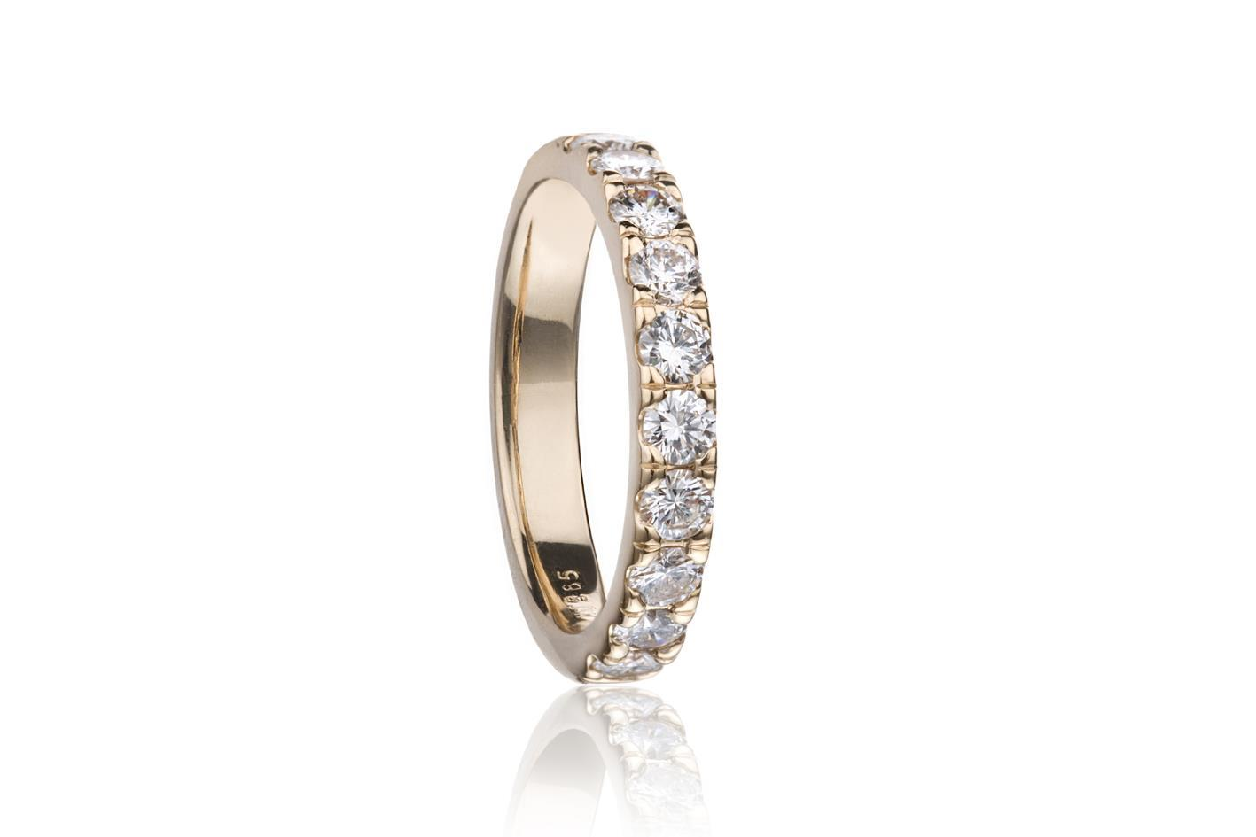 Custom Alliance Ring
