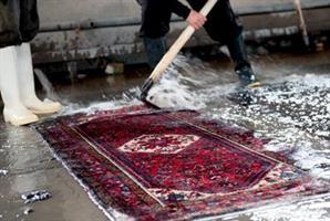 11 teppevaskeri utenfor Teheran