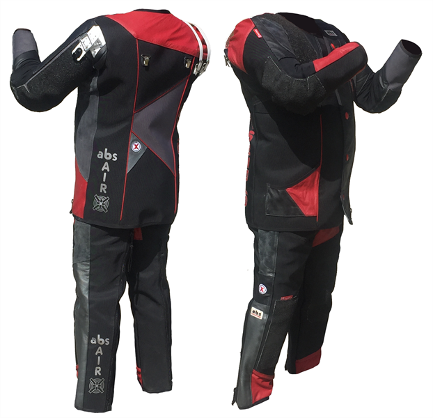ABS Air-X Evotex målsydd dress