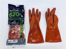 Handskar Röda Showa 620