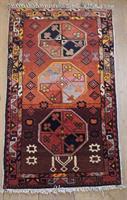 574 Usbek bedeteppe 104 x 62