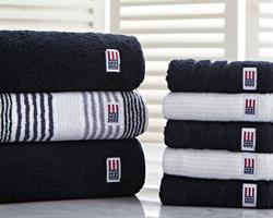 Lexington Original Bath Towel Black, 70 x 130 cm