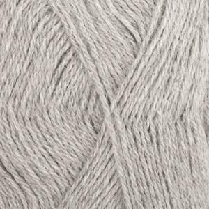 Alpaca Lys grå