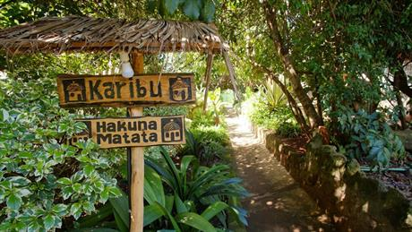 Första dagen i Nairobi / First day in Nairobi